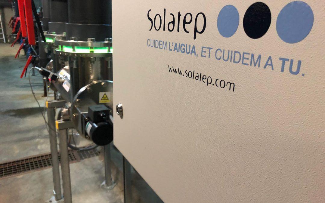 SOLATEP diseña un equipo UV a medida para La Piscina de Torelló